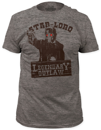 Guardians of the Galaxy - Legendary Outlaw (slim fit) T-Shirt