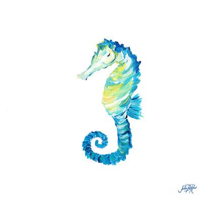 Sea Creatures IV Prints by Julie DeRice
