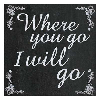 Where Go 4 Prints by Lauren Gibbons