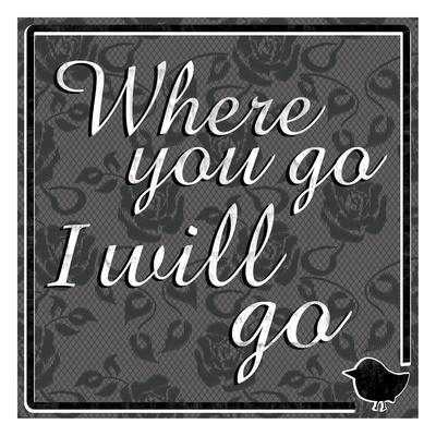 Where Go Prints by Lauren Gibbons