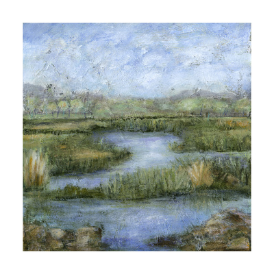 Marshland III Posters by Beverly Crawford