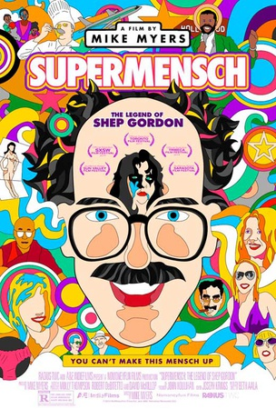 Supermensch: The Legend of Shep Gordon Masterprint