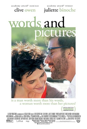 Words and Pictures Masterprint