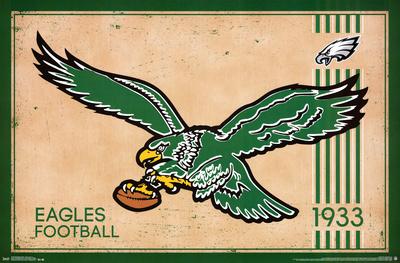 Philadelphia Eagles - Retro Logo 14 Photo