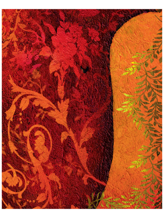 Georgia Cochineal II Art by Michael Timmons