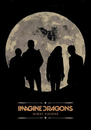 Imagine Dragons - Howling Moon Posters