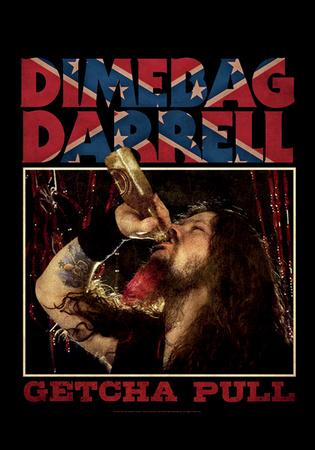 Dimebag Darrel - Getcha Pull Prints