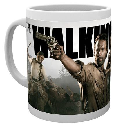 The Walking Dead - Banner Mug Mug
