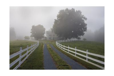 Farm House Entrance Photographic Print by Henri Silberman