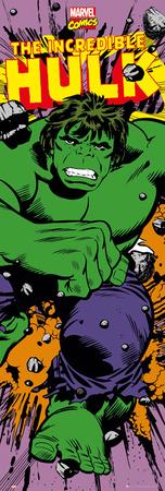 Marvel - The Hulk Affischer