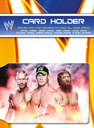 WWE - Team Card Holder Aparte producten