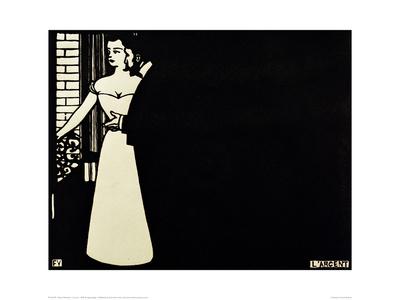 L'arcent Giclee Print by Félix Vallotton