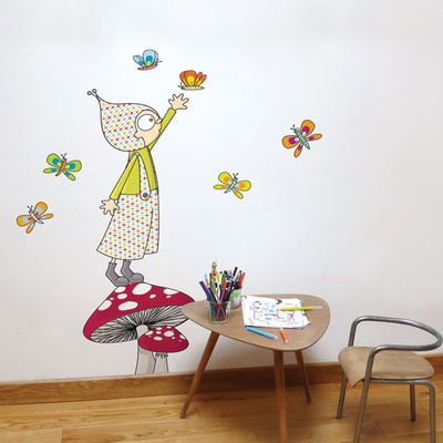 Jules Wall Decal Wall Decal