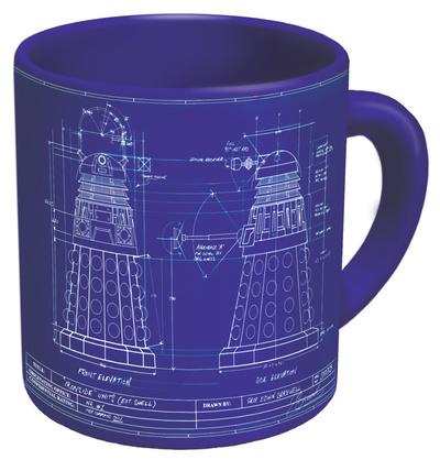 Dalek Genesis Mug Mug