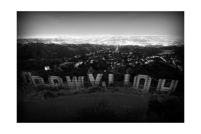 Behind the Sign Photographic Print by John Gusky