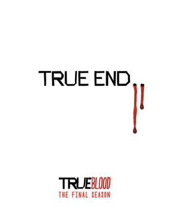 True Blood - End Masterprint