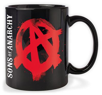Sons of Anarchy - Anarchy Mug Mok