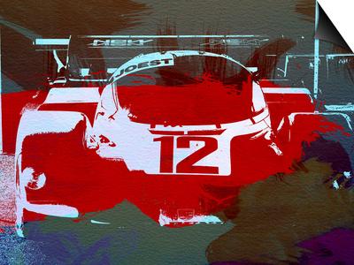 Porsche Le Mans Posters by  NaxArt