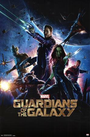 Guardians of the Galaxy – One Sheet Posters