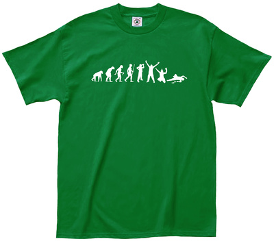 Drinking evolution, alcohol humor shirt, funny St. Patrick's Day t-shirt