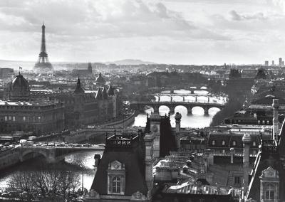 Paris France Plakater