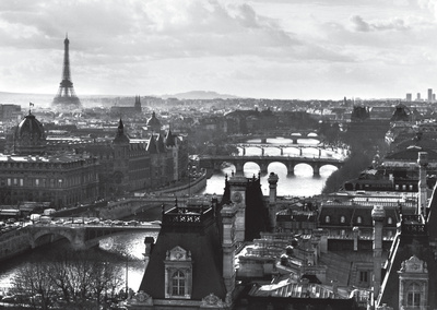 Paris France Prints