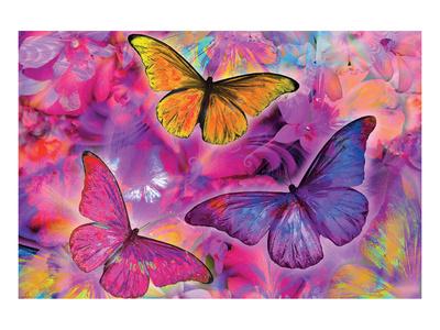 Rainbow Orchid Morpheus Art by Alixandra Mullins