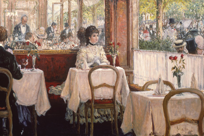 Secret Thoughts Giclee Print by Alan Maley