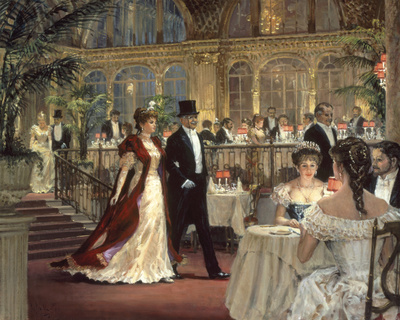 A Festive Occasion Giclee Print by Alan Maley