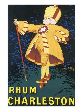 Rhum Charleston Posters by Jean D' Ylen