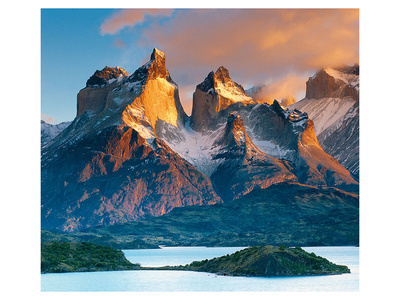 Sunset Peak Art