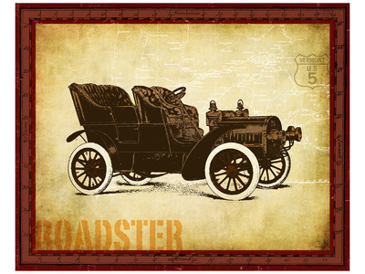 Roadster Posters