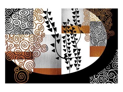 Encompassing Klimt Print by Michael Timmons