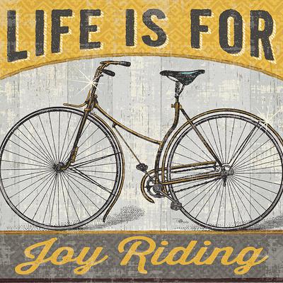 Joy Ride I Prints by  Pela