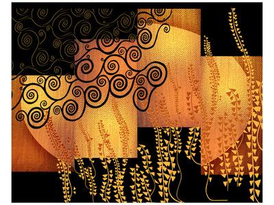 Klimt Moonrise Prints by Michael Timmons