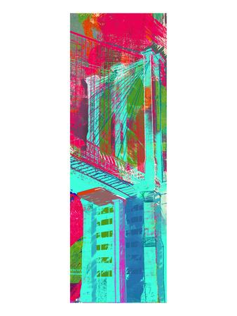 The Brooklyn Bridge Posters by Curt Bradshaw