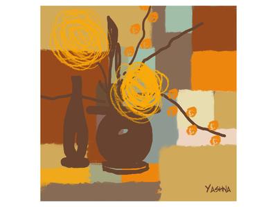 Seasons II Poster by  Yashna