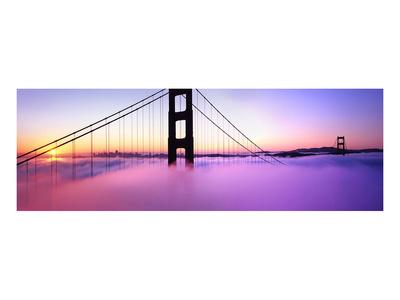 Golden Gate Morning Prints by Steve Munch