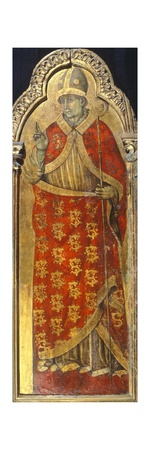 Holy Bishop Giclee Print by Giovanni Antonio Amadeo