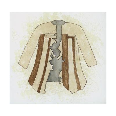 Pre-Iron Age, Fur Tunic Worn under Cloak Giclee Print