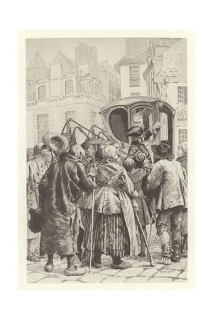 Montreuil Giclee Print by Maurice Leloir