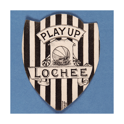 Play Up Lochee Giclee Print