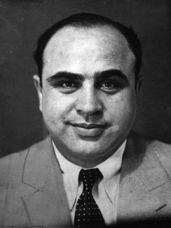 Al Capone, C.1930 Photographic Print