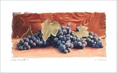 ぶどうの収穫I アート : エイミー・メリオウス