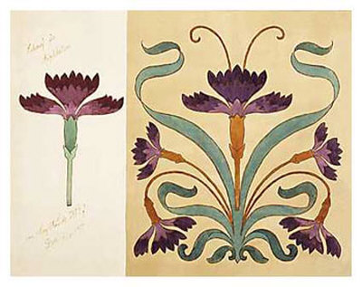 Art Nouveau Designs. Art Nouveau Designs Art Print