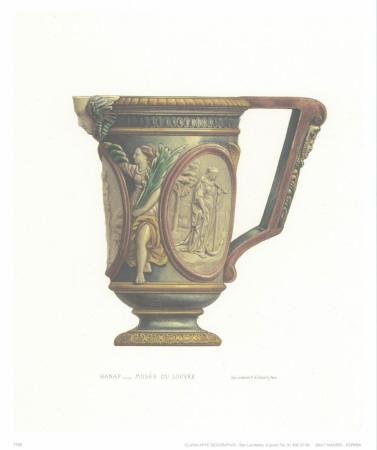 Porcelanas VI Prints by Bernard Palissy
