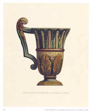 Porcelanas V Prints by Bernard Palissy