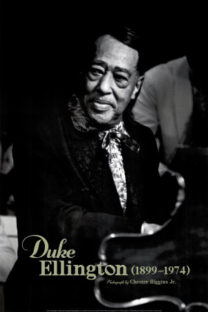 Duke Ellington, 1899-1974 Poster