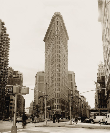 Flatiron Building Prints by Walter Gritsik