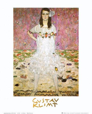 Mada Primavesi Póster por Gustav Klimt